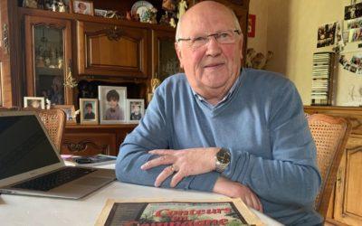 Francis Lévêque, ancien président de l'union régionale des Foyers Ruraux, tourne la page après 40 ans de bénévolat.