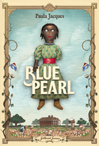 Blue Pearl – Paula Jacques